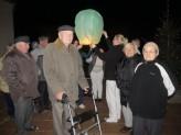 pouštění balónků přání
