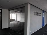 Stavební úpravy na Policejním prezidiu.