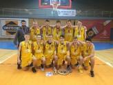 Basketbalisté gymnázia Písek