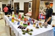 Vánoční výstava pro potřebné vynesla 24 tisíc